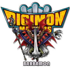 Barbamon : new server digimon masters online joymax