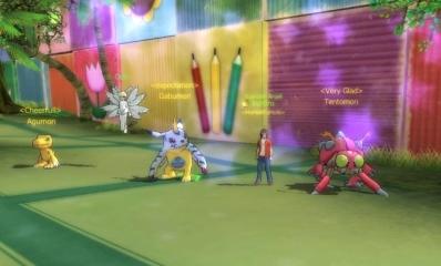 Digimon Masters Online - Tamer : kur0ro Server : Leviamon