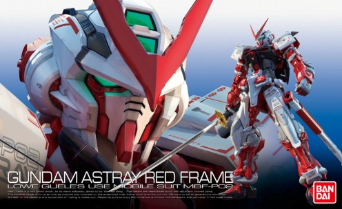 Cover Art box RG Astray Red Frame
