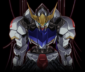 G Tekketsu Mobile Suit Gundam Barbatos picture